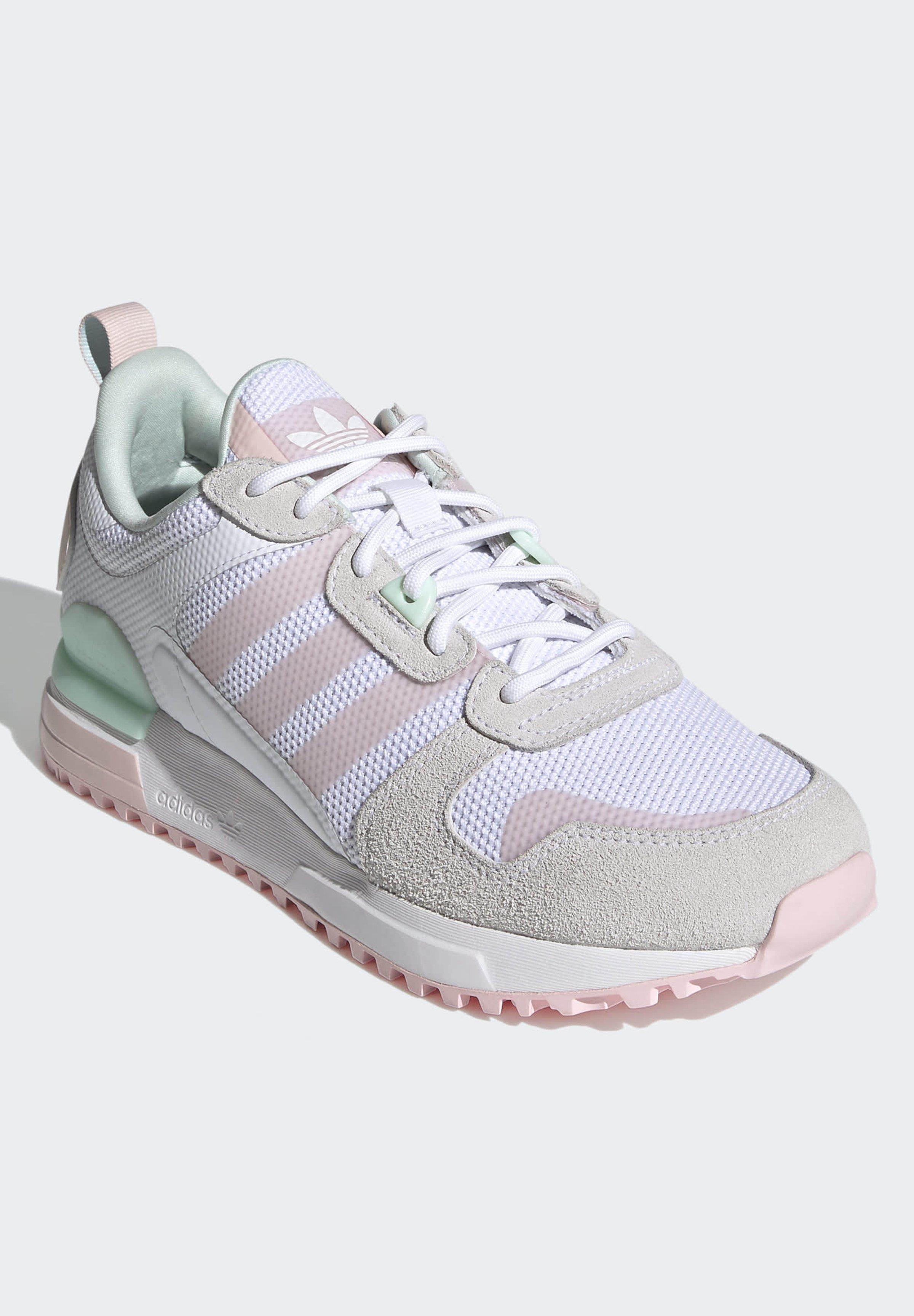adidas Originals ZX Sneaker low ftwr white icey pink f ice mint/weiß