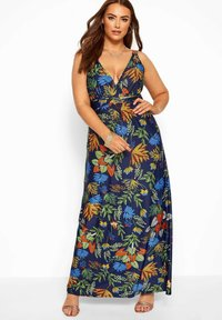 Yours Clothing - Maxi dress - navy - 0
