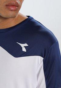 Diadora - TEAM - Camiseta estampada - saltire navy - 4