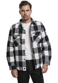 Brandit - Denim jacket - red - 0