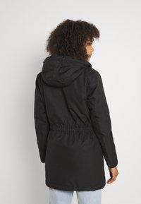 ONLY - ONLIRIS  - Zimní kabát - black - 3