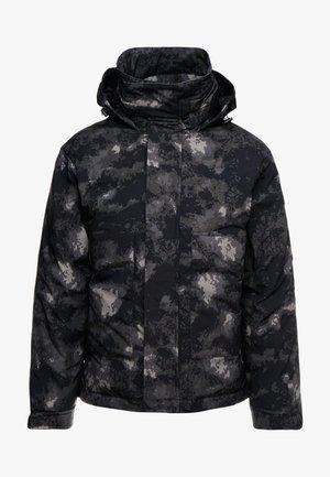 MULTIPOCKET - Winter jacket - dark olive
