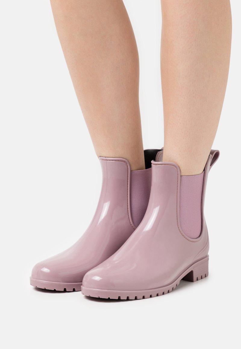 Anna Field - Wellies - light pink