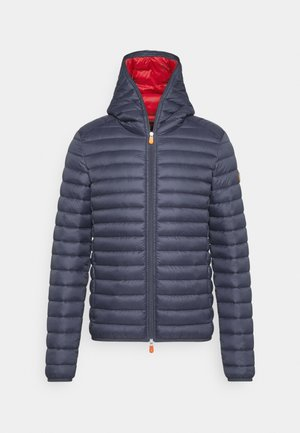DONALD HOODED JACKET - Light jacket - ombre blue