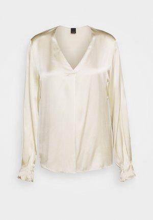 RENZO BLOUSE - Blouse - white