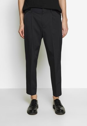 PAGE  - Trousers - navy