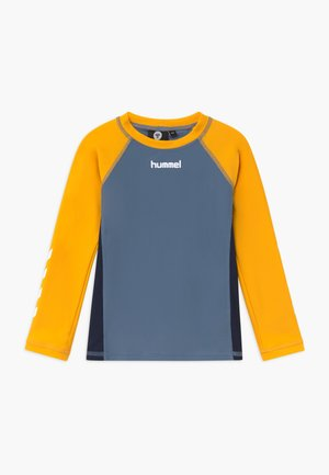 BRISBANE TEE - Camiseta de lycra/neopreno - copen blue