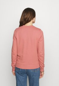 Calvin Klein - CORE LOGO - Felpa - muted pink - 2