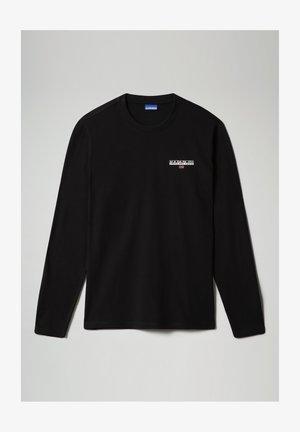 S-ICE LS - Långärmad tröja - black