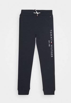 ESSENTIAL - Tracksuit bottoms - blue