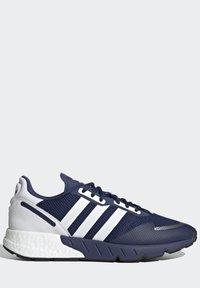 adidas Originals - ZX 1K BOOST SHOES - Baskets basses - blue - 6