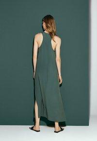 Massimo Dutti - Day dress - green - 1