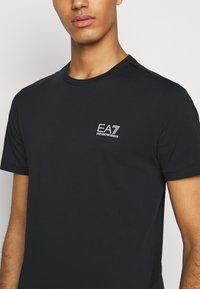 EA7 Emporio Armani - T-paita - night blue - 4