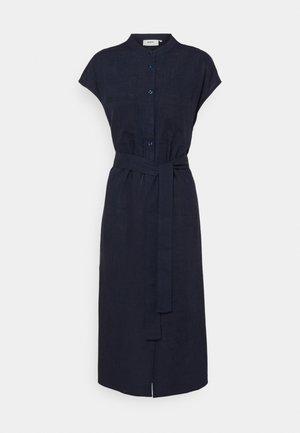 KOLBAN - Skjortekjole - navy blazer
