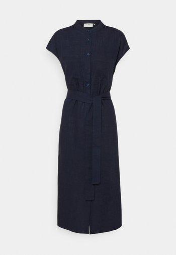 KOLBAN - Shirt dress - navy blazer