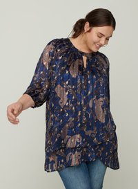 Zizzi - Blouse - dark blue - 0