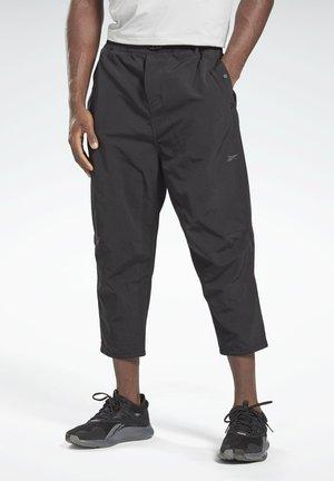 TECH STYLE ONE SERIES TRACK PANTS - Broek - black