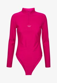 adidas Originals - Long sleeved top - bold pink - 4