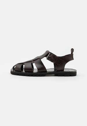SULLIVAN - Sandals - mocha