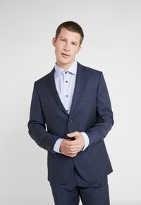 Michael Kors - SLIM FIT SOLID SUIT - Completo - navy - 2