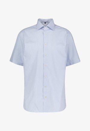 BUSINESS MODERN FIT KURZARM - Formal shirt - bleu (50)