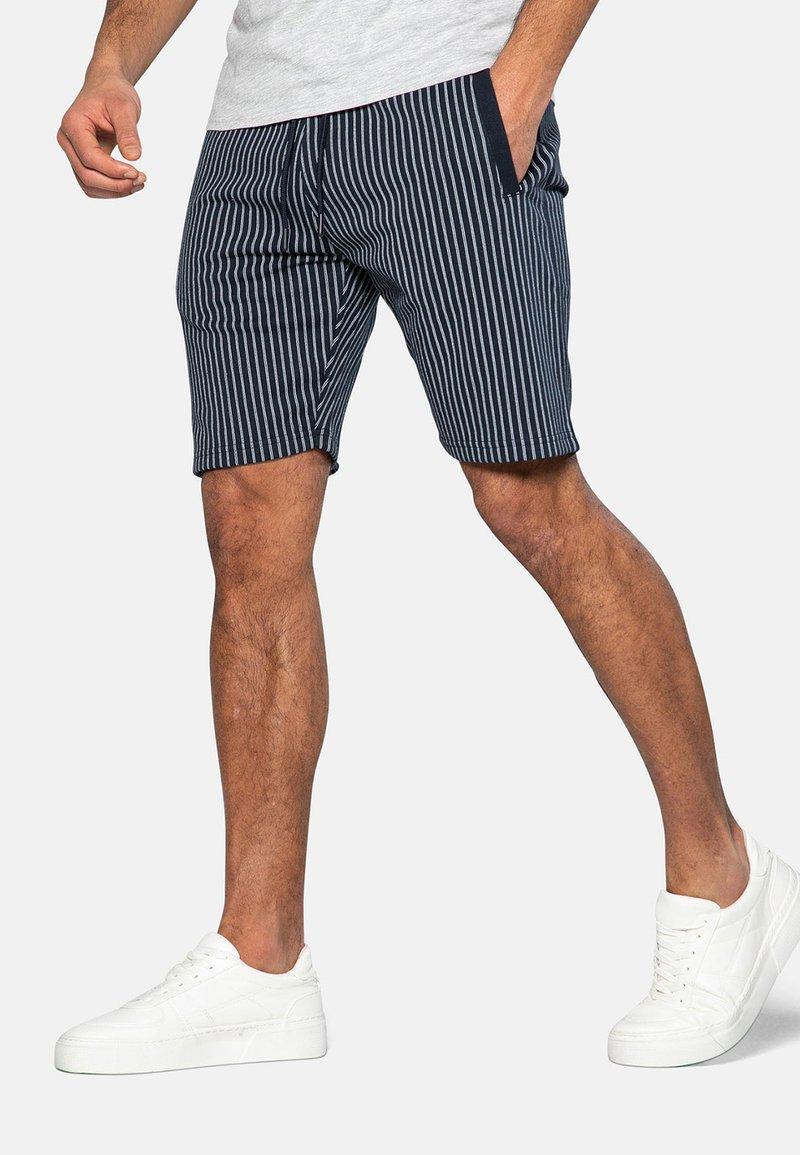 Threadbare - THOMPSON - Shorts - navy