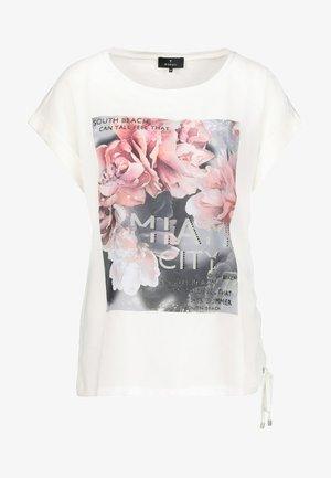 Print T-shirt - off-white