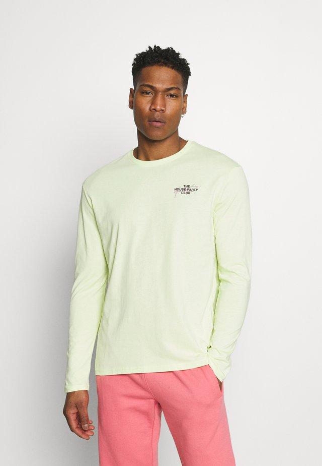 UNISEX - Långärmad tröja - green