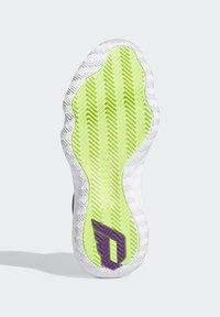 adidas Performance - DAME 6 SHOES - Koripallokengät - black - 5