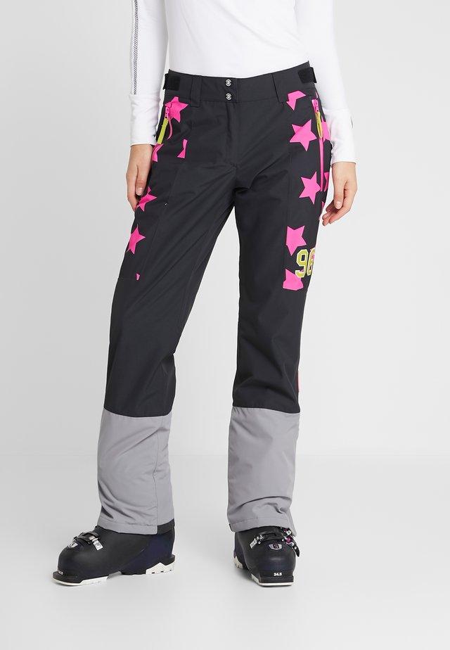 CLEARFIELD - Spodnie narciarskie - anthracite