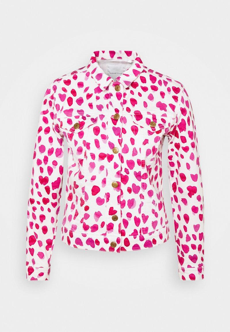 Fabienne Chapot - EVA JACKET - Denim jacket - white