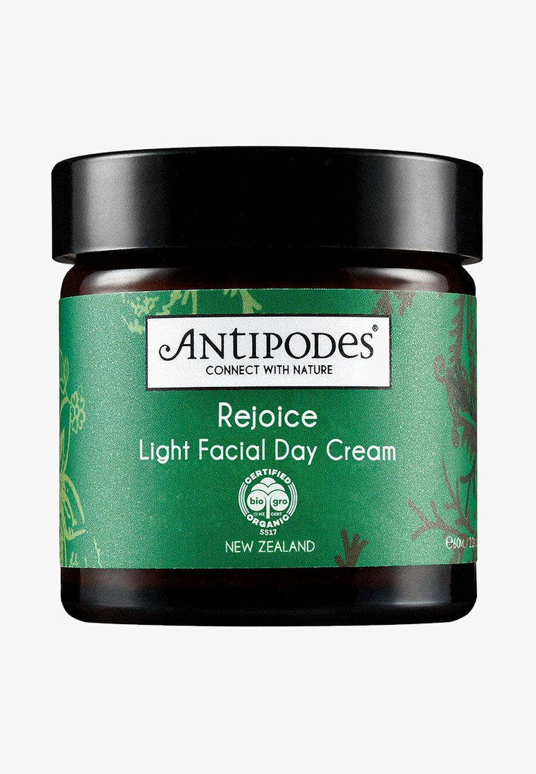 Antipodes - REJOICE LIGHT FACIAL DAY CREAM  - Soin de jour - -