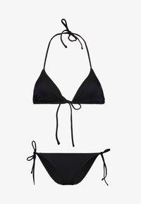 Even&Odd - SET - Bikinit - black - 4