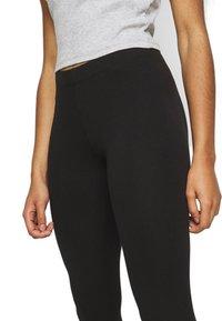 Even&Odd Petite - 2er pack 7/8 legging - Leggings - Trousers - black - 4