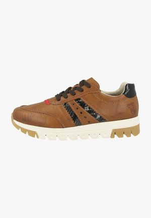 Trainers - brown (l2933-24)