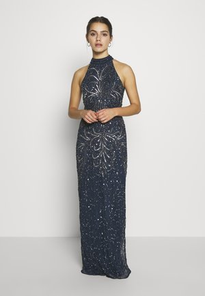 FLORY HALTER NECK - Occasion wear - navy