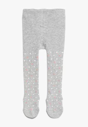 LITTLE DOT BABY - Tights - stormy grey