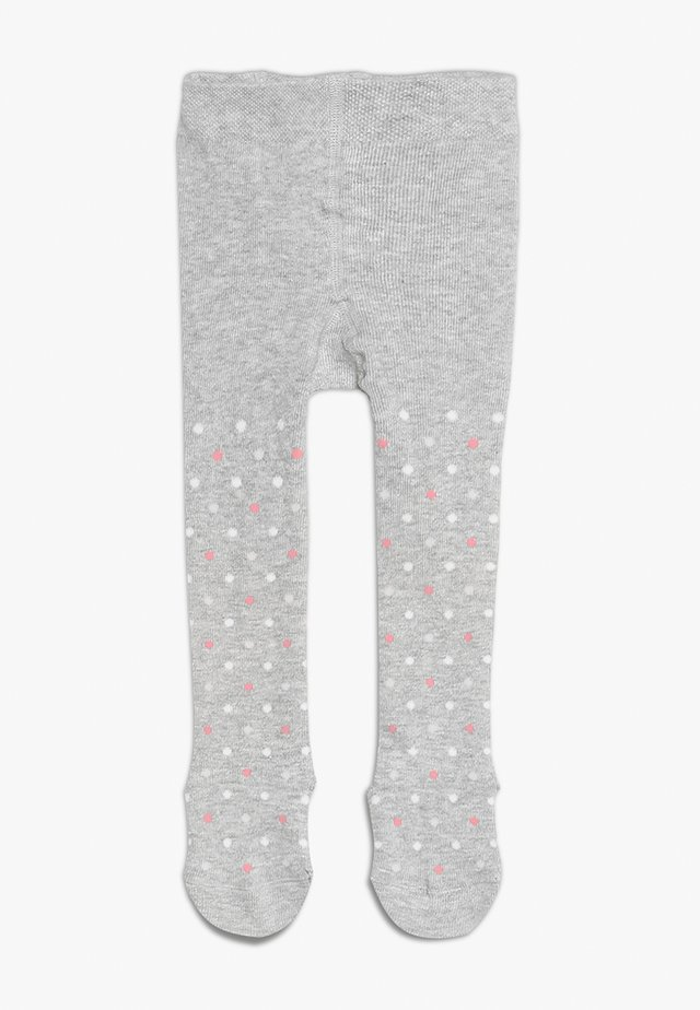 LITTLE DOT BABY - Medias - stormy grey