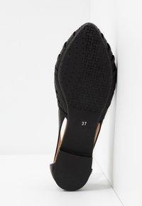 Carmela - Ballerina's - black - 6