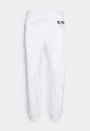 TROUSERS - Tracksuit bottoms - white