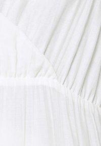 Pepe Jeans - ANAE - Maxi šaty - offwhite - 7