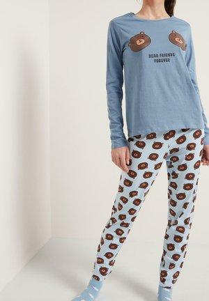 Pyjama set - celeste st.orsetti