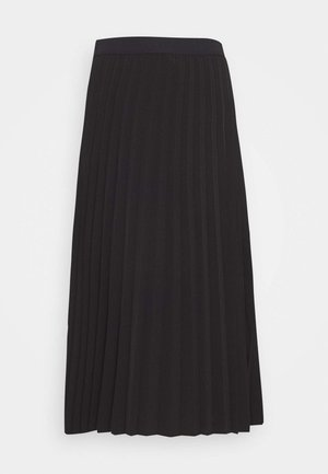 RICCA - Jupe trapèze - black