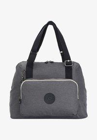 Kipling - PEPPERY LENEXA - Handbag - charcoal - 0