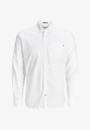 JJECLASSIC SOFT OXFORD  - Shirt - white