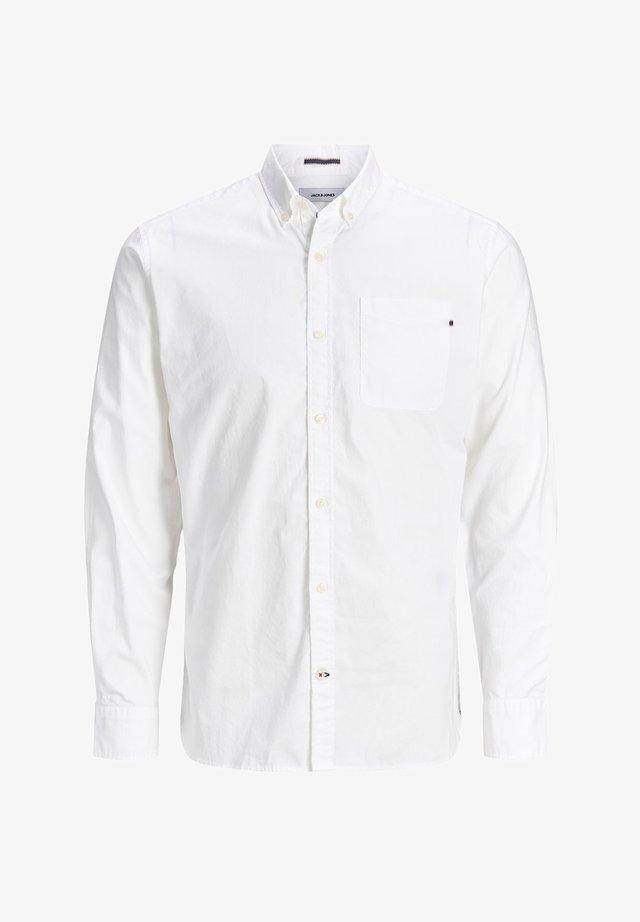 JJECLASSIC SOFT OXFORD  - Shirt - white