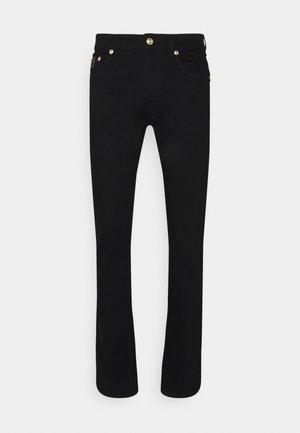 COMFORT - Skinny džíny - black
