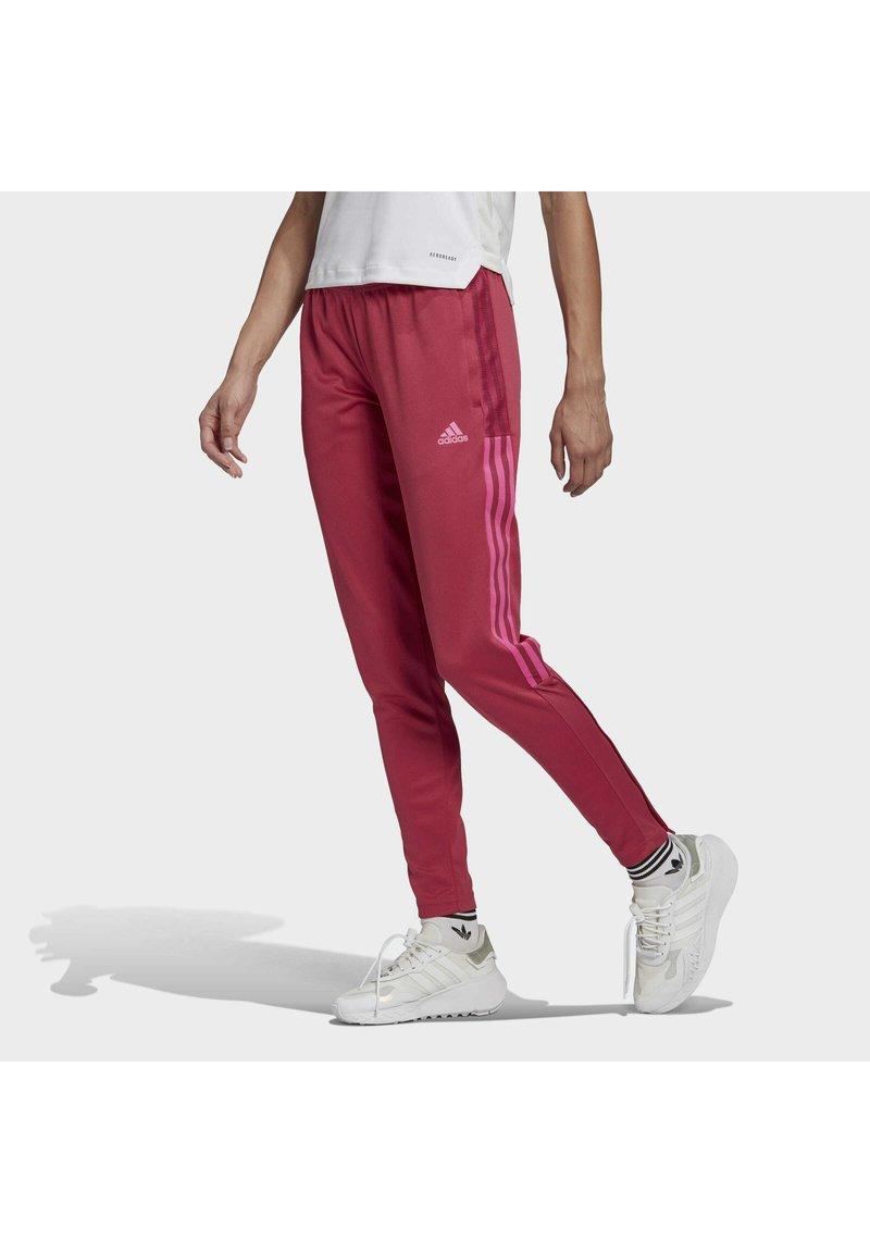 adidas Performance - TIRO - Træningsbukser - pink