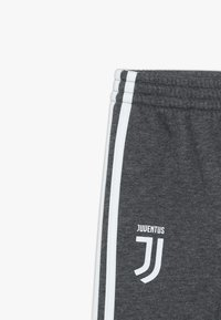 adidas Performance - JUVE - Dres - dark grey heather/cream white - 3
