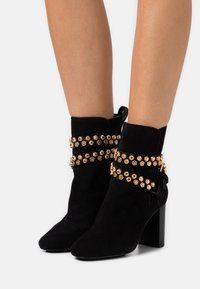See by Chloé - High heeled ankle boots - nero - 0